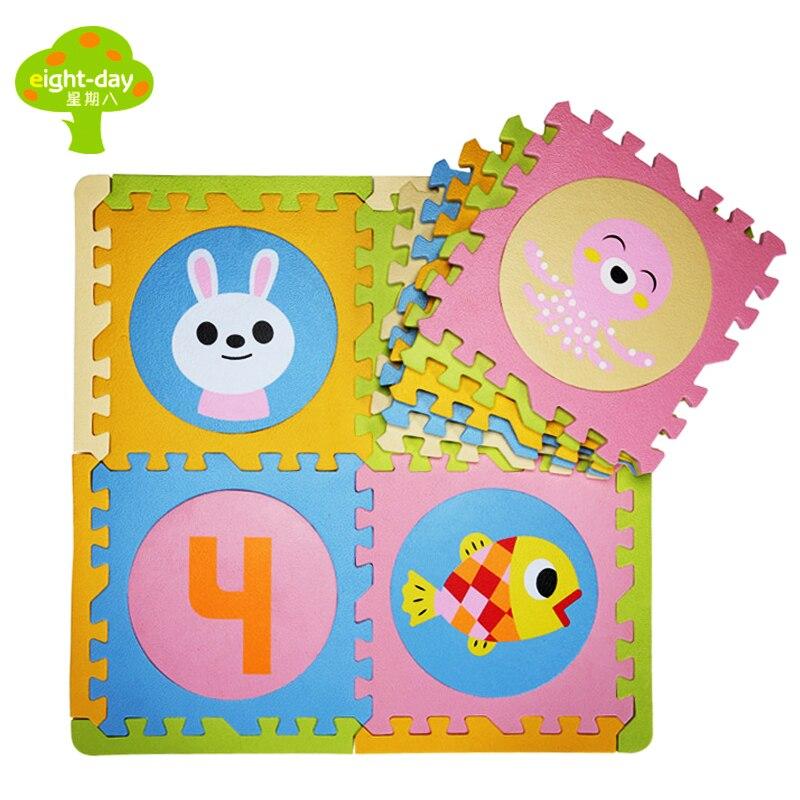 20pcs Children s font b Mat b font Baby Toys EVA Foam Puzzle font b Play