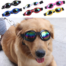 !  Dog's Fashion UV Protection Foldable Sunglasses Goggles with Adjustable Strap
