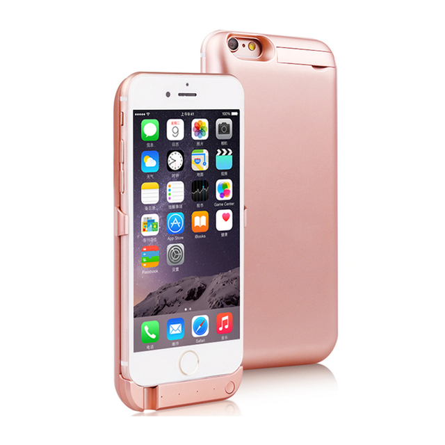 For iPhone 6 / 6s Plus Power Case 8200mAh Battery Charger Case Power Bank External Backup Battery for iPhone 6 / 6s Plus