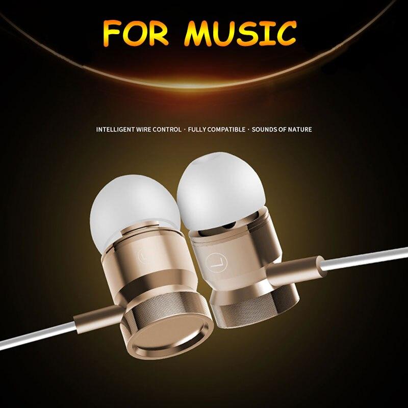 Hot Sport Headset 3.5mm In-Ear Wired Earbuds fone de ouvido for KENEKSI Apollo Rock Soul