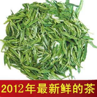 Hot sale+shipping free!West Lake Longjing, green tea, Mingqian tea, grades AAA,Handmake,50g.Tea farmers direct marketing
