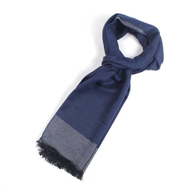 Diseñador de la marca winterjas mens bufanda bufanda caliente Sólido simple homme foulard bufandas lenços de o-pesco ço regalo de navidad