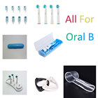 Toothbrush Family For Oral B Electric Toothbrush Head Replacement Toothbrush Base Holder Case Box