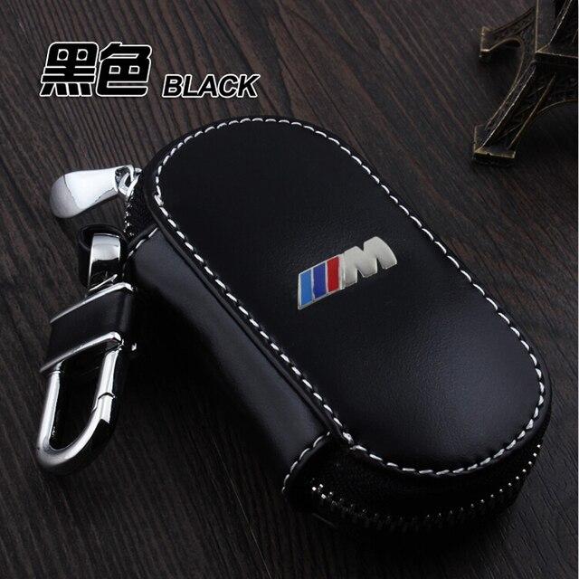 Натуральная кожа ключеник автомобильный чехол обложка подходит для серии BMW 520 GT новый 1 3 7 серии X3 смарт-пульт дистанционного сплава автомобиль брелок