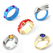 Bsarai Dota2 Ring of Protection Aquila Basilius Health Regeneration Cosplay Ring health protection