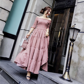 Temperament Swing Dress 2
