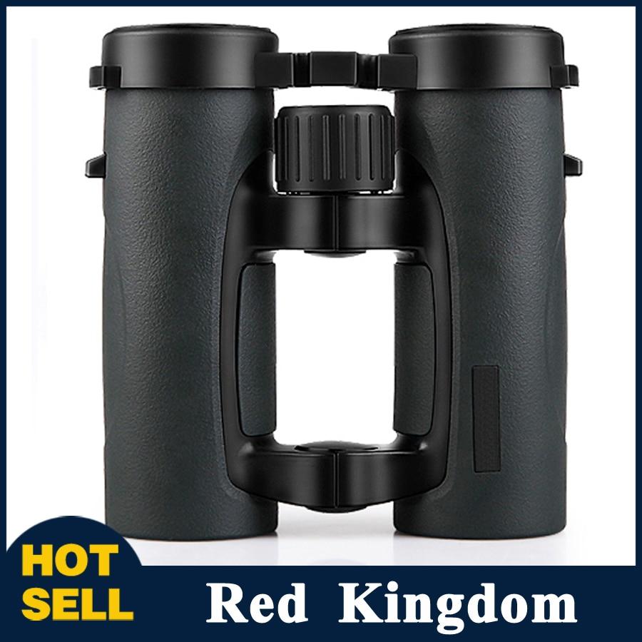 10X32 Binoculars Telescope High Power HD Waterproof Non-infrared Night Vision Wide Angle for Watching Hunting 16x52 telescope high power hd night vision telescope eyepiece