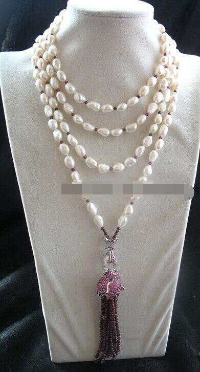 ddh003263 freshwater pearl &garnet leopard necklace 70 nature 28% Discount 5.6ddh003263 freshwater pearl &garnet leopard necklace 70 nature 28% Discount 5.6