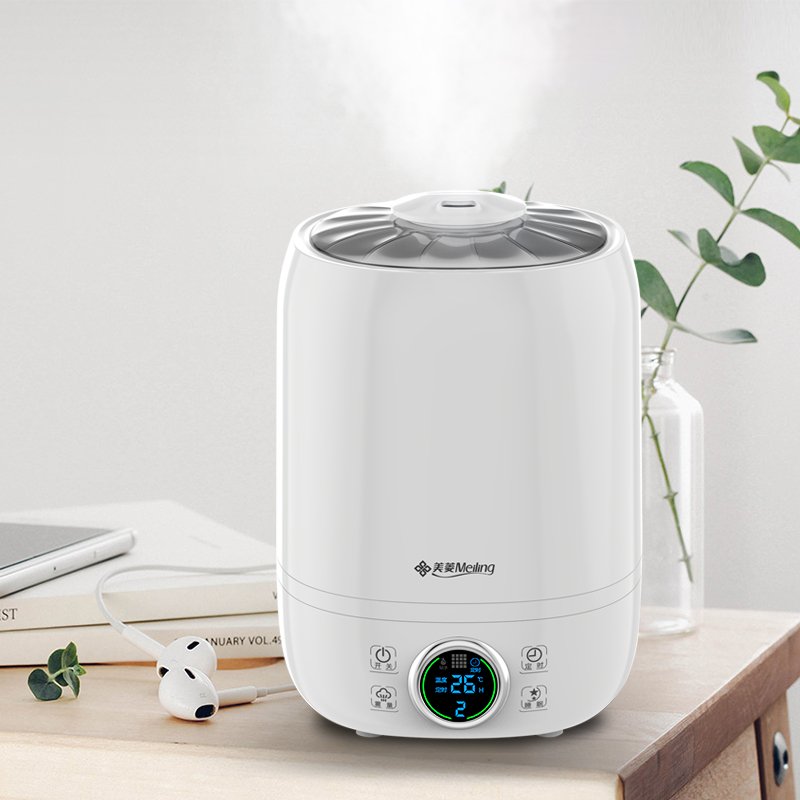 humidifier Home intelligent Touch Mute bedroom air High capacity office Aromatherapy machine salter air fryer home high capacity multifunction no smoke chicken wings fries machine intelligent electric fryer