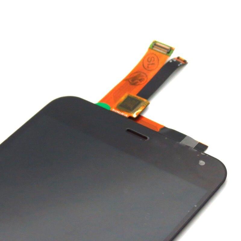 חדש 100% 5.5 אינץ M2 הערה תצוגת LCD +דיגיטלית מסך מגע הרכבה, החלפה עבור Meizu M2 הערה הטלפון חלקי כלים חינם