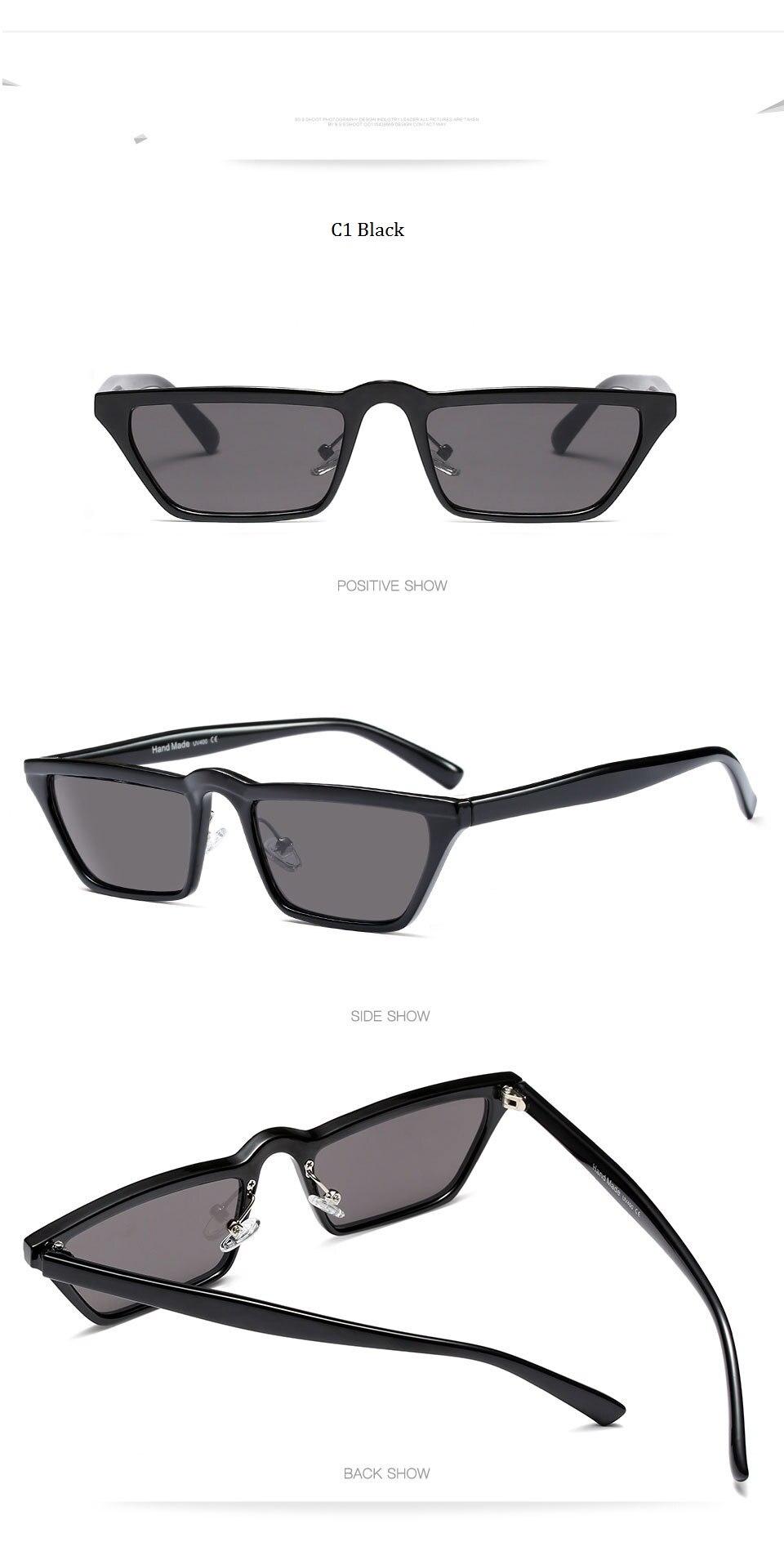 Desfiles de moda Tendência Mulheres Sexy Cool óculos de Sol Do ... eff9f92db1