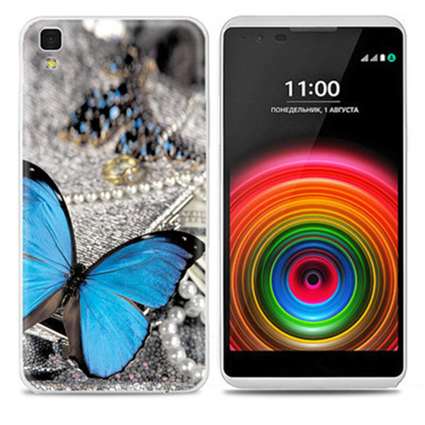 Butterfly Phone case lg k20 5c64f48294060
