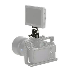 Image 5 - NICEYRIG DSLR Camera Field Monitor Holder Mount with NATO Lock Clamp For 5 inch or 7 inch monitor