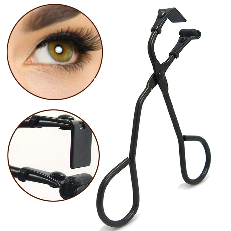 Eyelash Curler Clip-Tweezers Cosmetic-Tool Applicator Beauty Makeup 1pcs Part