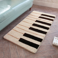 Shipping Special Offer Beige Carpet Mats Piano Bed Blanket Blanket Mat 70 140CM 118 Yuan