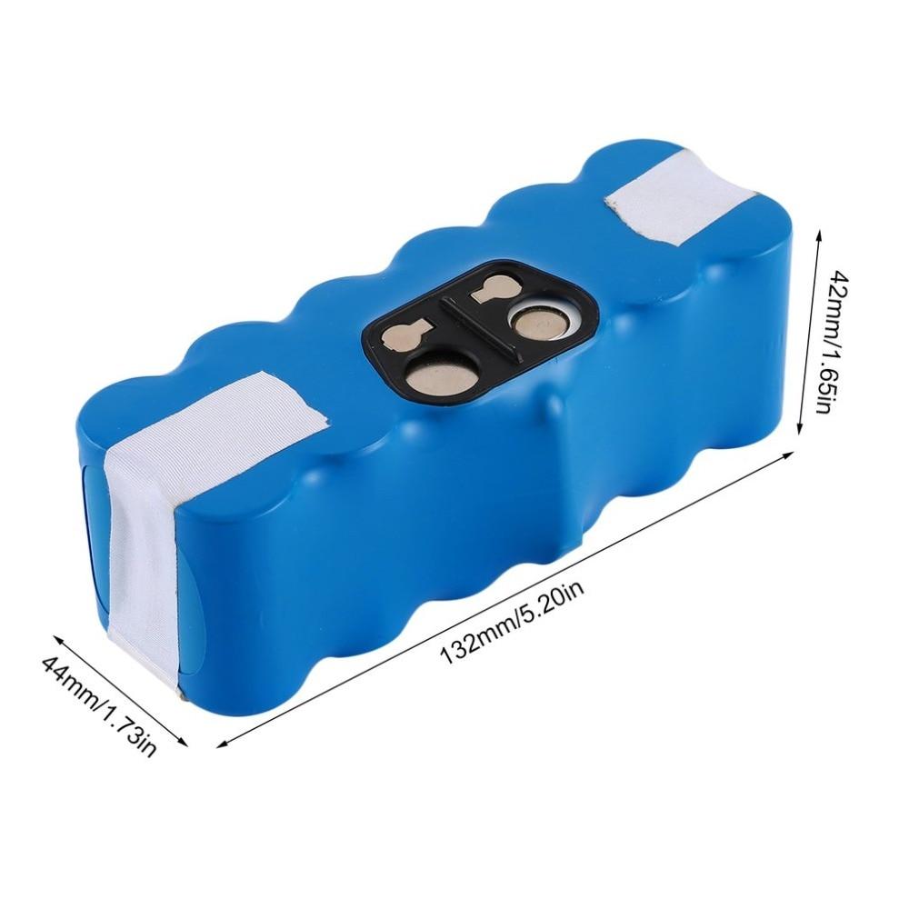 14.4V 6800mAh Battery Capacity NI-MH Battery for iRobot Roomba Vacuum Cleaner 500 600 700 800 Series High Quality цена