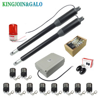 Antifreeze oil Separated on both sides Actuator Automation swing gate motor kit swing gate opener have antifreeze oil