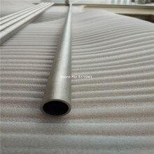 Titanium трубки grade2 titanium трубы 73 мм * 2.3 мм * 1000 мм, 1 шт. оптовая цена бесплатная доставка