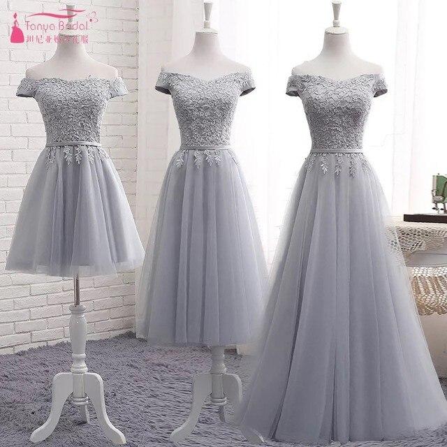 Lace Bridesmaid Dresses