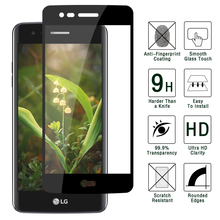 Protector Tempered Glass For LG K8 2017 EU Version Screen Protector Premium Prot