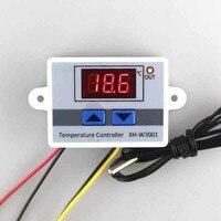 Digital Thermostat Regulator 50 110C 12V Digital Microcomputer Temperature Controller Switch With Waterproof Probe