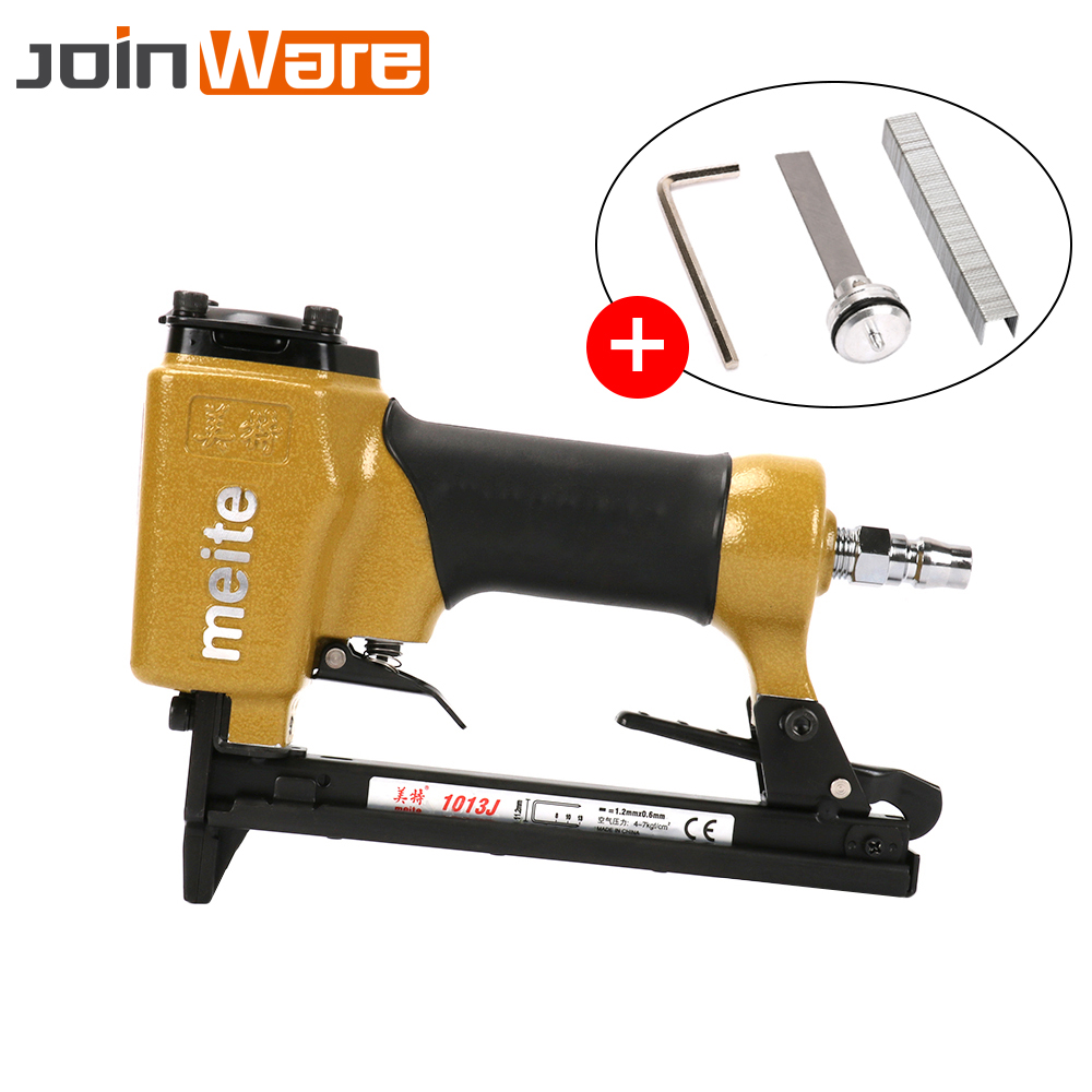 Code Nail Dedicated Nailer Electric Nailer Gun Electric Stapler Straight Nail Gun Tool For Wood dongcheng ff t50dc nail gun air brad nailer 25 50mm straight nail 1 4mm diameter stapler 4 8 bar gun 8mm pipe