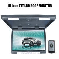 auto 19 inch TFT LCD Roof Monitor