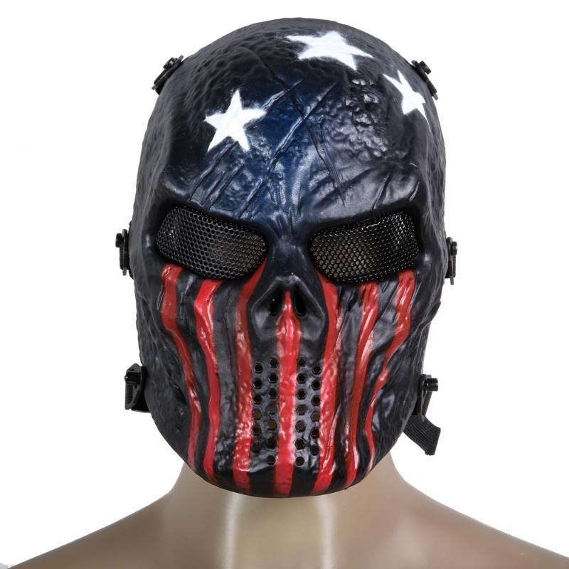 Skull Mask Cosplay 2