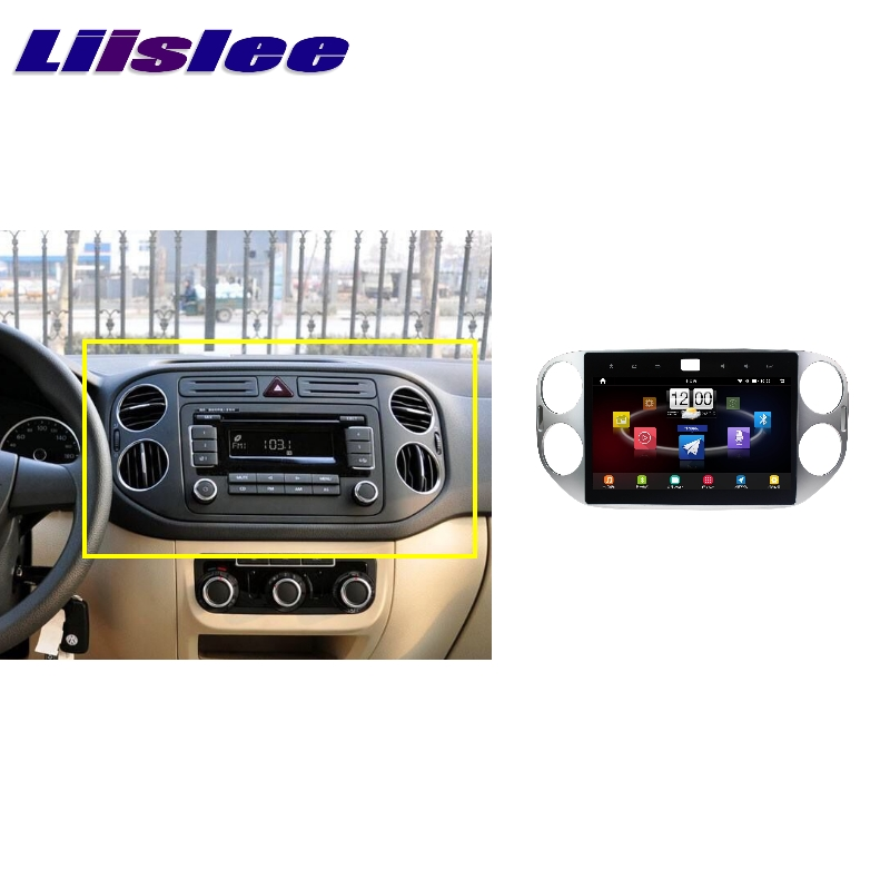 For Volkswagen VW Tiguan 2007~2016 LiisLee Car Multimedia TV DVD GPS Audio Hi-Fi Radio Stereo Original Style Navigation NAVI liislee for honda for cr v for crv 2007 2011 car multimedia tv dvd gps radio carplay original style navigation navi