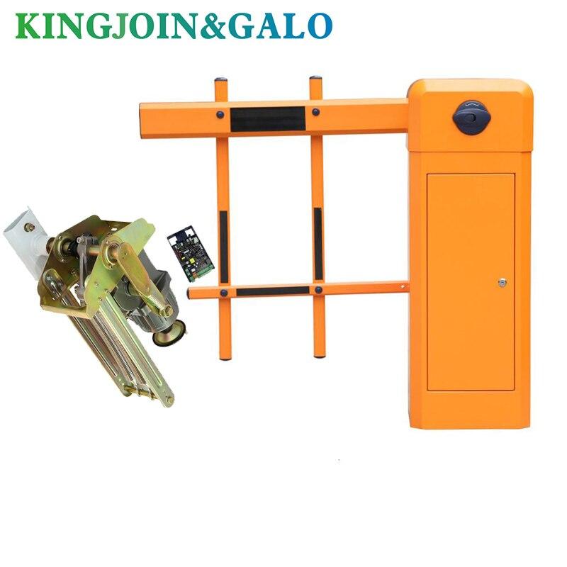 High Quality Heavy Duty Remote Control Guardrail