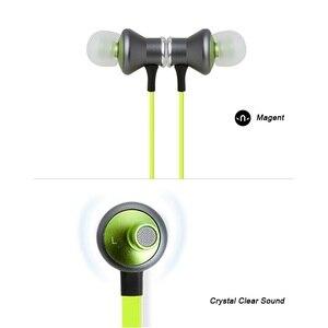 Image 4 - Oneodio Sport Auricolari Auricolari Corsa e Jogging Sweatproof HiFi Stereo Magnetico Wired In Ear Cuffia Auricolare Con Il Mic Groviglio Libero