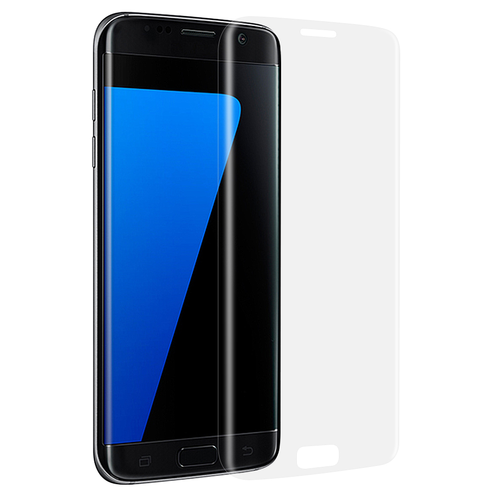 for samsung galaxy s7 edge screen protector tempered glass 3D full cover case friendly bubble free accessaries