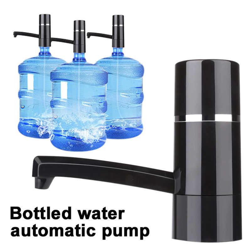 2019 Drop Доставка удобство насос для бутыля с водой Электрический диспенсер для воды прочный фактические офис диспенсер для водяного насоса для здоровья
