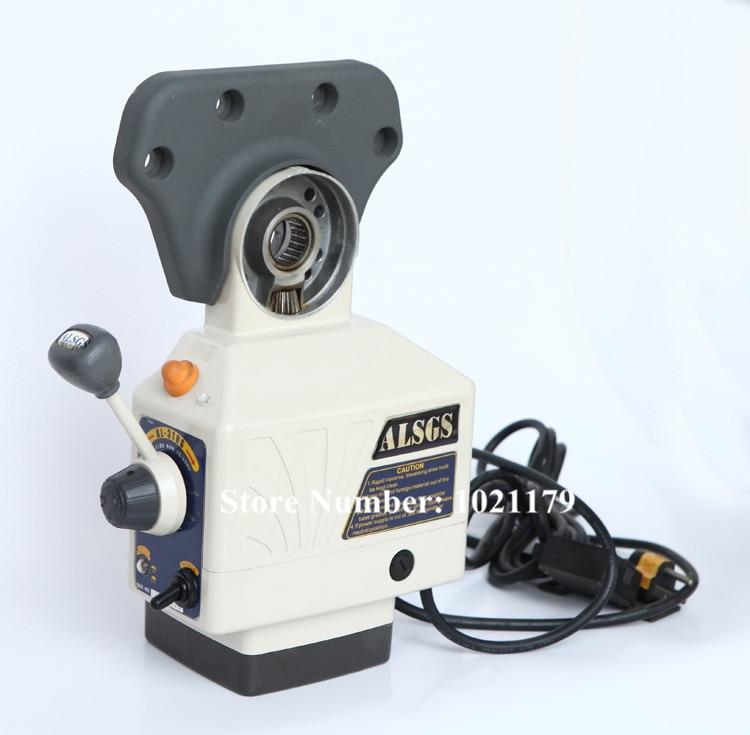 Spedizione Gratuita ALSGS AL-310S 110 V/220 V fresatura macchine macchina di potenza di alimentazione di 450 in-lb potenza di alimentazione per X, asse Y mill macchina