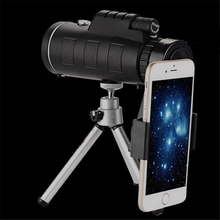 40x60 high magnification single barrel clear telescope camera mobile outdoor sports telescope military quality production цена и фото