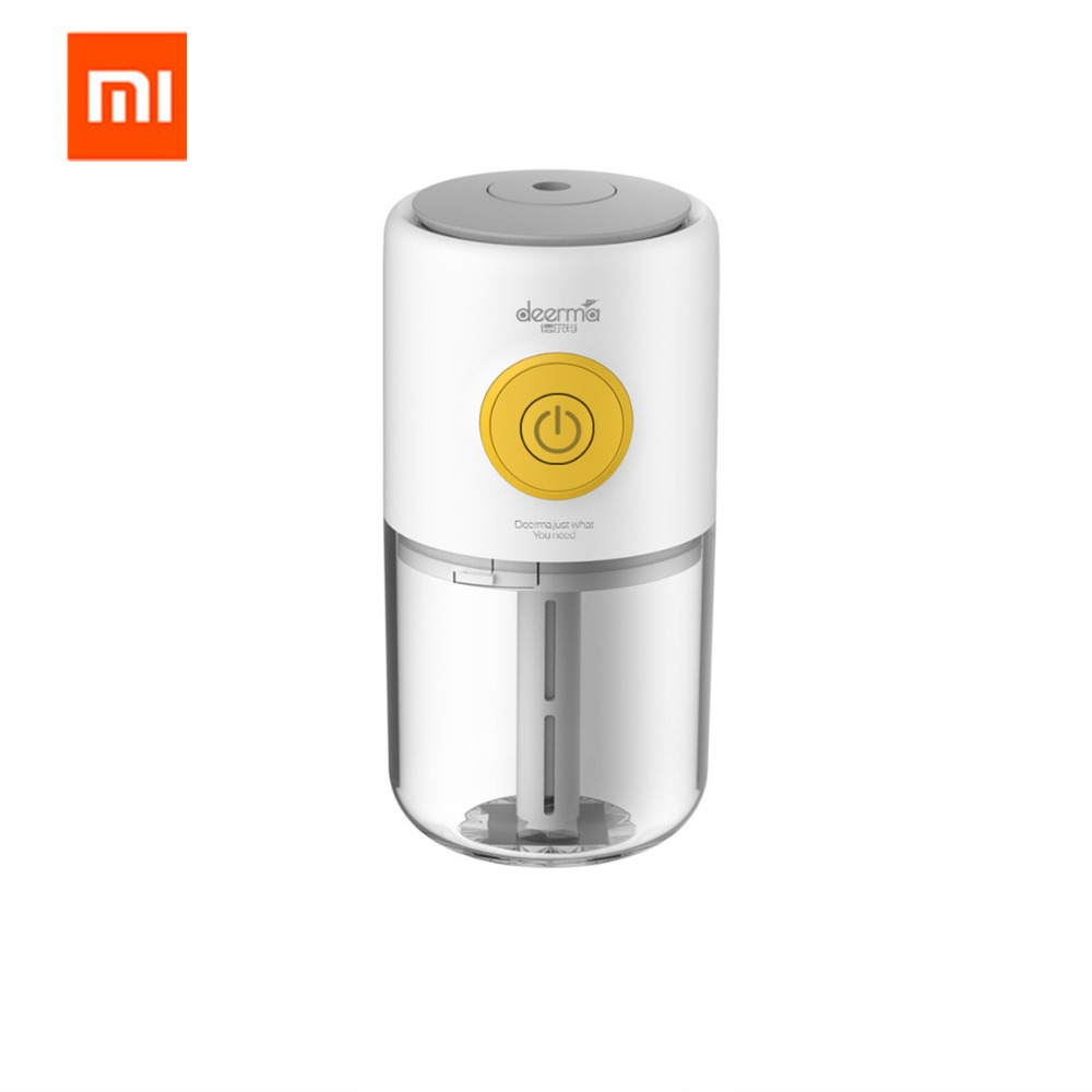 Xiaomi Mijia Deerma Mini USB Ultrasonic Mist Humidifier Aroma Essential Oil Diffuser Aromatherapy Car Air Purifier with 7 color Xiaomi Mijia Deerma Mini USB Ultrasonic Mist Humidifier Aroma Essential Oil Diffuser Aromatherapy Car Air Purifier with 7 color