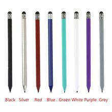 Retro Round Thin Tip Touch Screen Pen Capacitive Stylus Pen Replacement For iPad iPhone Mobile Phones Tablet Accessories