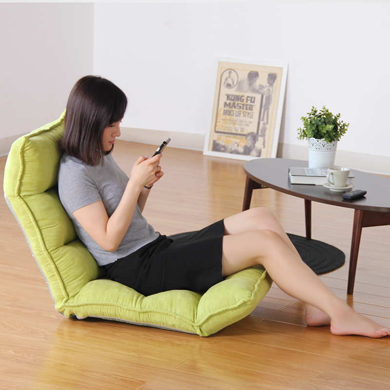 Delicieux Creative Japanese Ergonomic Single Lazy Sofa Bed Bed Chair Cushion Can Be  Folded At The Windows Computer In Plaques U0026 Signs From Home U0026 Garden On ...