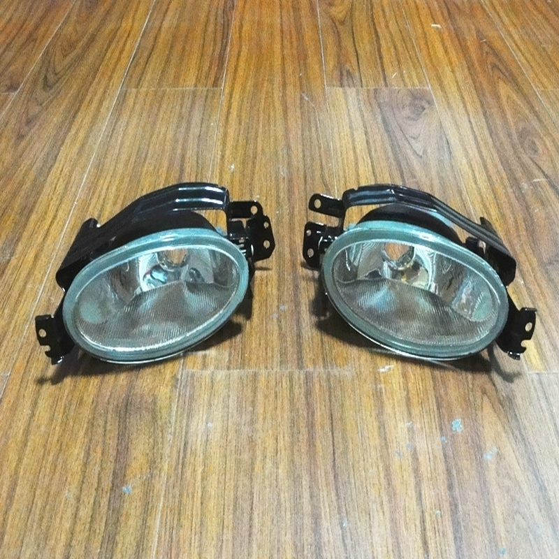 ФОТО 1Pair Fog Lights Front Fog Bumper Lamps For Honda Civic 2014-2015