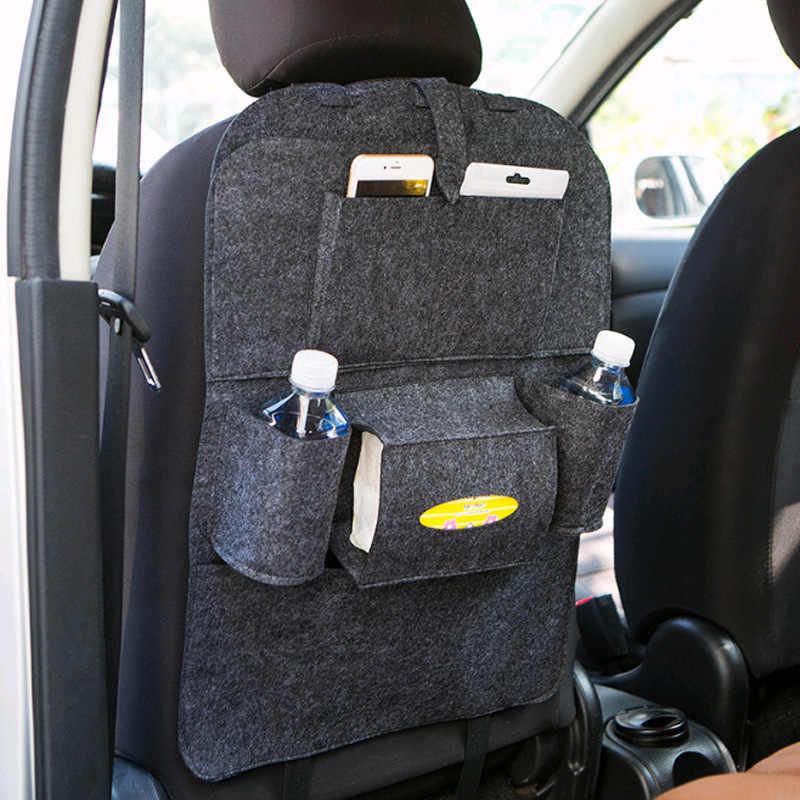Universal Assento de Carro Do Bebê Saco De Crianças Carrinho de Bebê Organizador Multi-Bolso De Armazenamento De Volta saco Carrinho de Bebê Saco de Viagem Acessórios