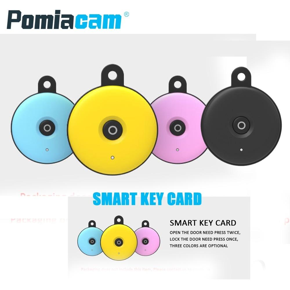 S2 Lock Accessories Of Sherlock Smart Lock S2 , Door Remote Key Control , Wireless Key Card , Keyless