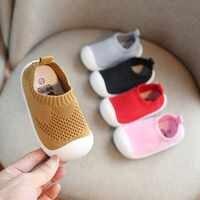Buty dla noworodka maluch niemowlę dzieci dziewczynek chłopców cukierki kolor siatki sportowe casualowe buty do biegania buty niemowlak7.065gg