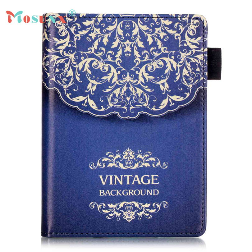 Hot-sale MOSUNX Tablet Smart Ultra Slim Magnetic Case Cover For Amazon New Kindle 2016 (8th Generation) 6 inch E-Reader Gifts