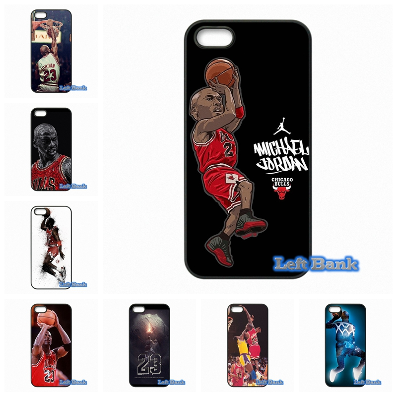 ̿̿̿(•̪ )NBA All-Star MVP Michael Jordan Fundas para móviles para ...