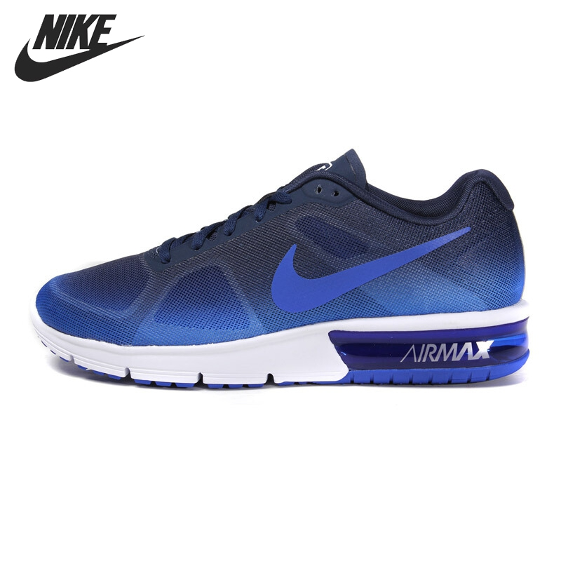 Original New Arrival NIKE AIR MAX SEQUENT Men's Running Shoes Low top Sneakers original new arrival nike w nike air pegasus women s running shoes sneakers