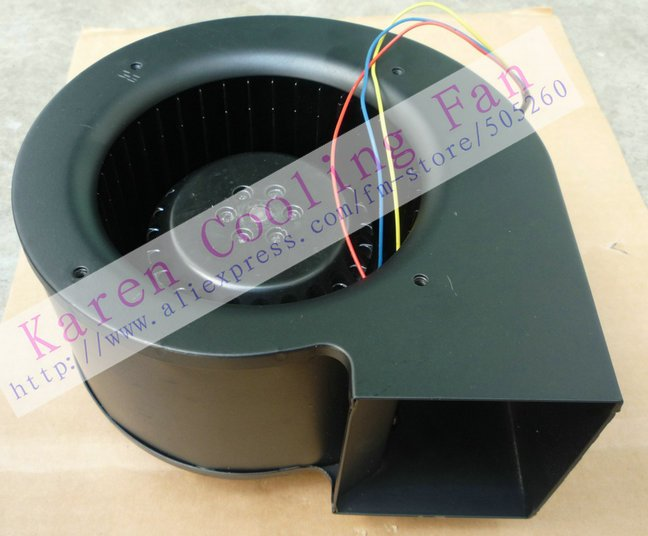 New 130FLJ5 AC220V 0.55A 2600r/mm Cooling Blower fan 17CM 220V HZDO new adda ad17248ub515bm0 17050 48v 17cm cooling fan