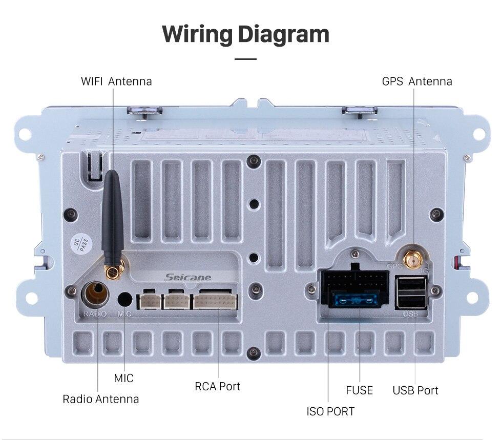 Seicane Android 81 80 Car Gps Radio Navigation Unit Player For Skoda Rapid Fuse Box Diagram H202g 21 22 23 24 25 26