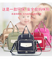 Fashion large capacity baby Backpack Nappy Bags For Travel Multifunctional waterproof Mother Bags