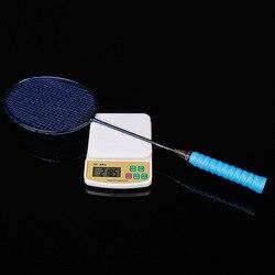 Raqueta de Bádminton de carbono para entrenamiento, raqueta de entrenamiento de 22-30LBS 120g 150g 180g 210g 4 colores