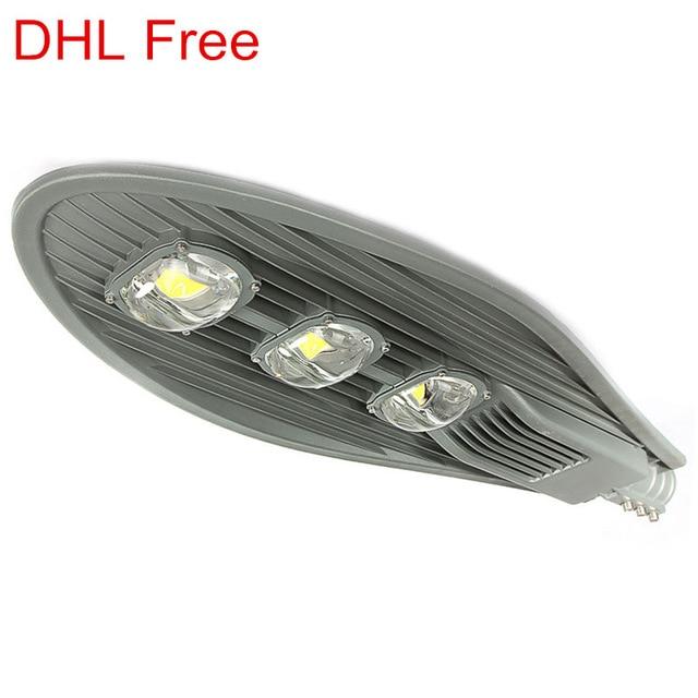1pcs COB Led Street Light 30W 50W 100W 150W Streetlight Road Lamp Outdoor Lighting Waterproof IP65 ac85 265v in Street Lights from Lights Lighting